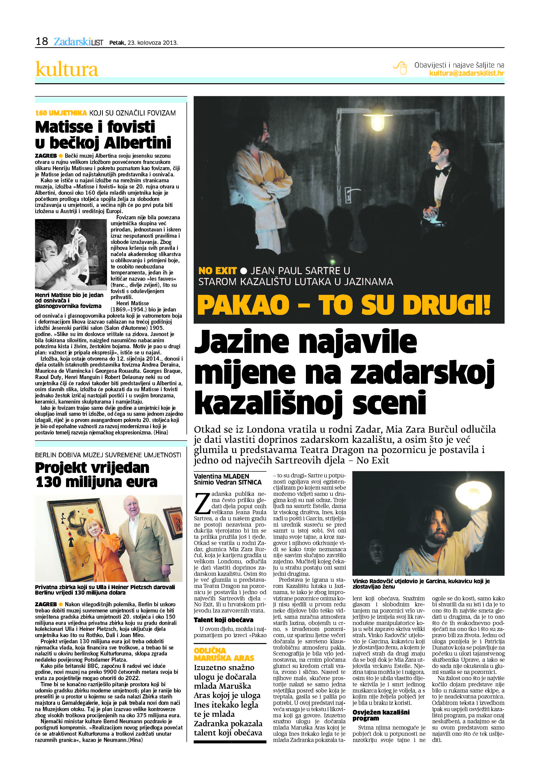 No Exit Review_August 2013